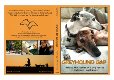 Greyhound Gap DVD Vol 1