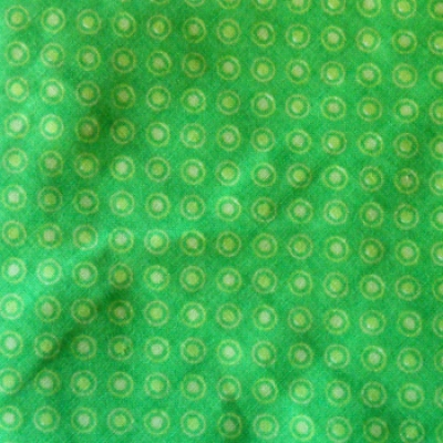 Multi Size - Green Dots Bandana