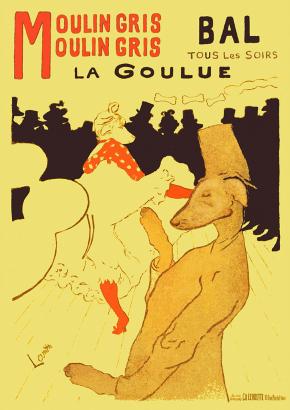 A4 print - Moulin Gris