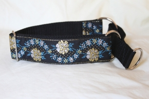 Martingale (small) - floral wave (D06S)