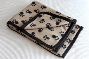 Fleece blanket - small