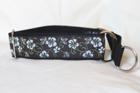 Martingale (small) - Hawaiian floral (D11S)