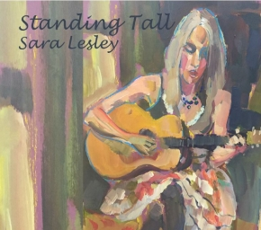 Standing Tall - CD Album