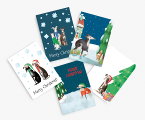 Christmas Cards - Pack of 5 (A6)