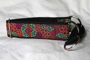 Martingale (small) - zesty delicate flowers (D40S)