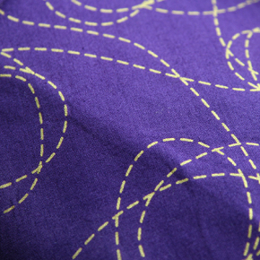 Multi Size - Purple Bandana